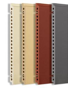 素面陶板D18-5
