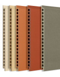 素面陶板D30-5