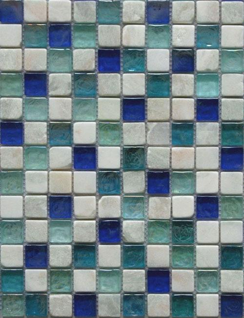 玻璃配石材1