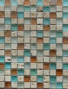 玻璃配石材2