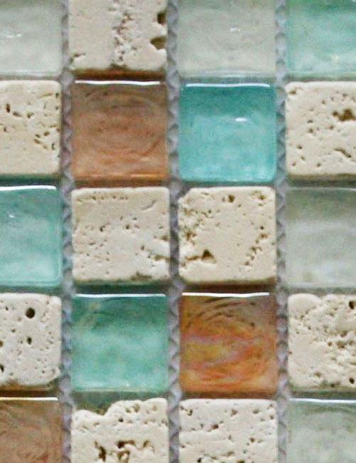 玻璃配石材4