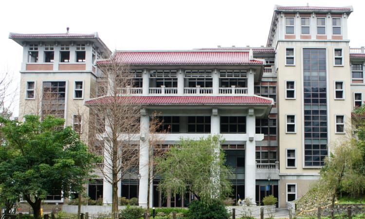 華梵圖書館1